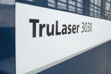 Станок лазерной резки TRUMPF TruLaser 3030
