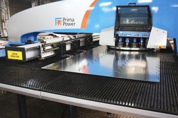 Координатно-пробивной пресс Prima Power 5x