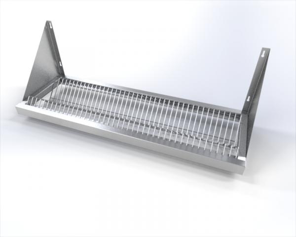 Полка для сушки посуды RS-600, 600х300х300 мм