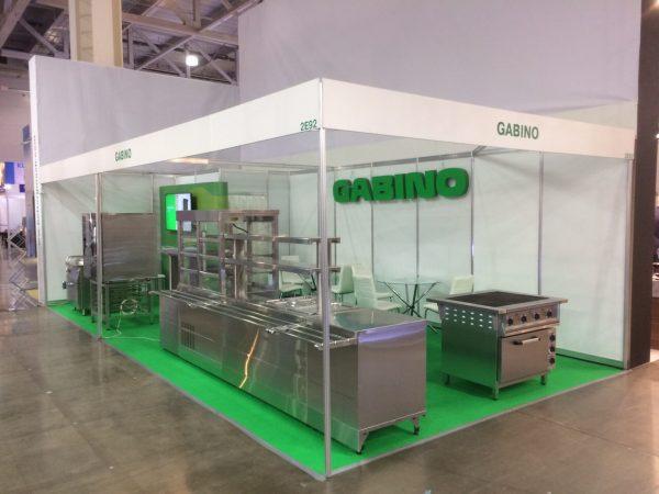 Gabino на международной выставке «ПИР-2019»