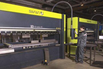 Производство: станки Safan