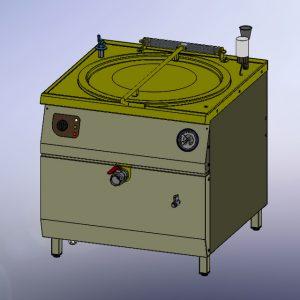 Электрический пищеварочный котёл BL-100