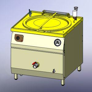 Электрический пищеварочный котёл BL-160